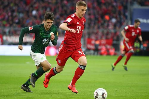 Бавария - Вольфсбург. Прогноз и анонс на матч чемпионата Германии