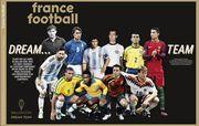 ФОТО. France Football представил сборную лучших игроков в истории