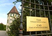 Арбитражный суд в Лозанне зарегистрировал апелляцию УАФ против УЕФА