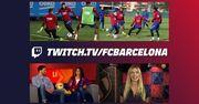 Барселона презентовала свой канал на Twitch