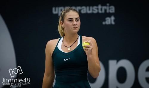 Костюк и Снигур сыграли первые матчи на 25-тысячнике ITF в Италии