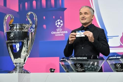 Битва Барселоны и ПСЖ! Уже известен график игр 1/8 финала Лиги чемпионов