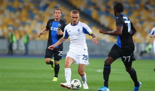 Динамо вп'яте зіграє з бельгійцями на стадії плей-оф
