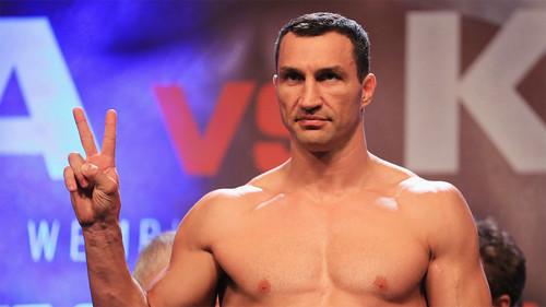 С Мейвезером. Владимир Кличко включен в Международный зал боксерской славы