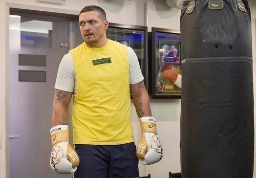 КЛІМАС: «Якщо Джошуа відмовиться від пояса WBO, значить, він боїться Усика»