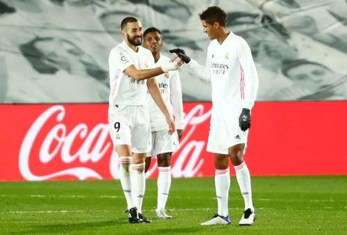 Реал Мадрид – Атлетик – 3:1. Видео голов и обзор матча