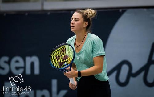 Костюк легко вийшла до чвертьфіналу 25-тисячника ITF в Італії