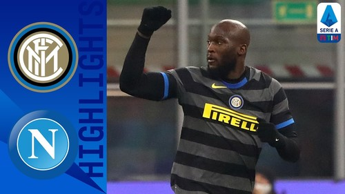 Интер – Наполи – 1:0. Видео гола и обзор матча