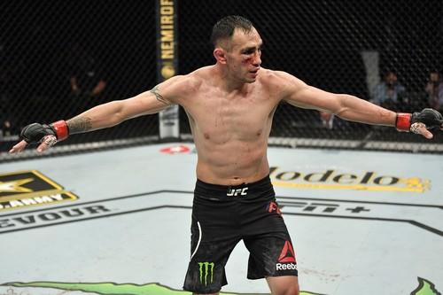 Авторитетный судья: «UFC планирует уволить Фергюсона»
