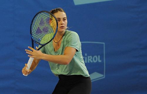 Костюк не сумела выйти в полуфинал турнира ITF в Италии