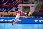 Мотор выиграл перенесенный матч у Загреба