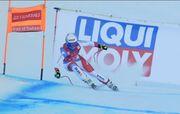 Горные лыжи. Коринн Сутер выиграла скоростной спуск в Валь д'Изере