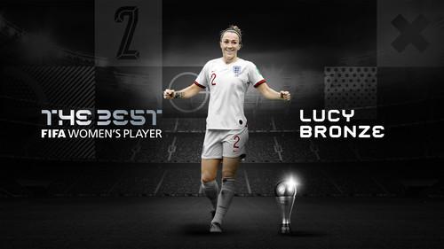 ФИФА назвала имя лучшей футболистки года