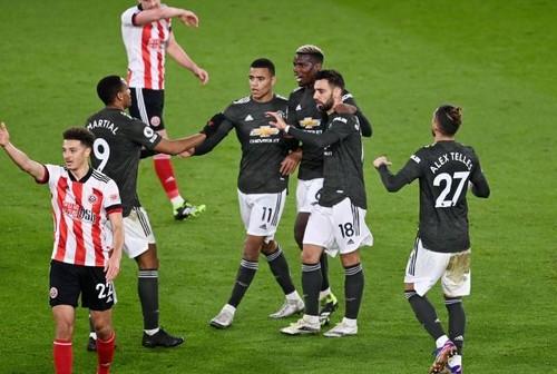 Манчестер Юнайтед победил Шеффилд Юнайтед и вошел в топ-6 АПЛ