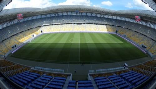 ОФИЦИАЛЬНО. Первые домашние матчи отбора ЧМ-2022 Украина сыграет во Львове
