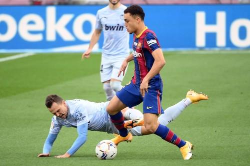 Барселона – Валенсия – 2:2. Текстовая трансляция матча