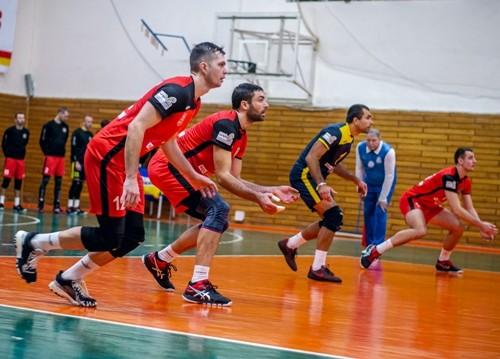 Волейболисты из Городка не знают поражений в 11 матчах подряд