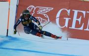 Горные лыжи. Годжа выиграла скоростной спуск в Валь д'Изере