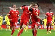 Унион — Боруссия Дортмунд — 2:1. Видео голов и обзор матча