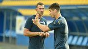 Сборная Украины может провести матчи против Хорватии и США