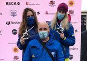 Первая медаль в бобслее! Украинки выиграли бронзу на этапе Кубка Европы