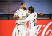 Бензема и Модрич! Реал преодолел сопротивление Эйбара и догнал Атлетико