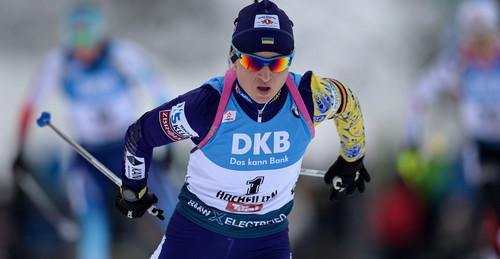 Валя Семеренко пропустит гонку преследования в Хохфильцене
