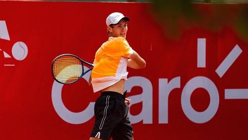 Віталій САЧКО: «В теніс привів батько. Він мій спонсор і менеджер»