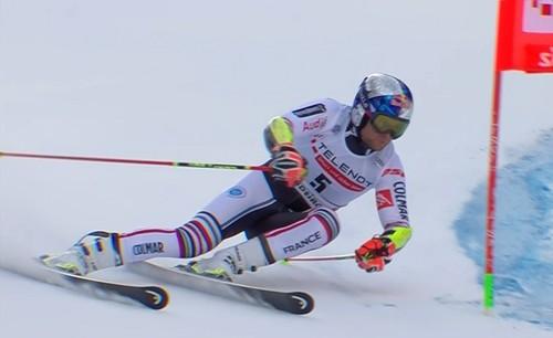 Горные лыжи. Пинтуро выиграл гигант в Альта Бадии