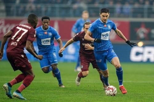 Гент Яремчука переиграл Брюгге Соболя в матче чемпионата Бельгии