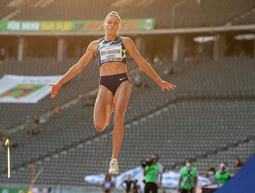 Марина Бех-Романчук названа лучшей спортменкой 2020 года по версии АСЖУ