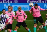 Вальядолид – Барселона – 0:3. Текстовая трансляция матча