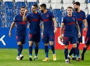 Ла Лига. Атлетико на выезде обыграл Реал Сосьедад