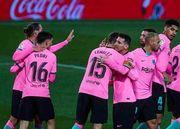 Вальядолид — Барселона — 0:3. Видео голов и обзор матча