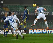 Интер одолел Верону, повторив рекорд результативности за год