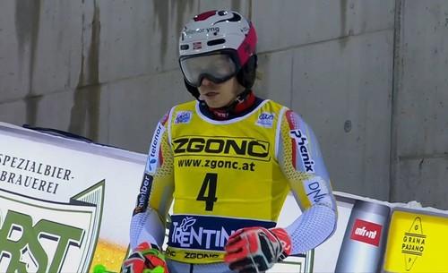 Горные лыжи. Кристофферсен одержал первую победу в сезоне