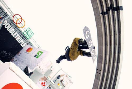 ВИДЕО. Украинец первым в мире выполнил сложный трюк на сноуборде