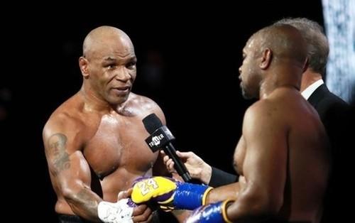 Александр УСИК: «Не стал бы драться с Майком Тайсоном»