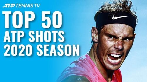 ВИДЕО. Лучшие удары сезона на турнирах ATP