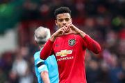 Гринвуд продлит контракт с Манчестер Юнайтед до 2025 года