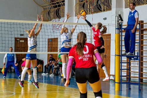Определены восемь команд, которые поспорят за женский Кубок Украины