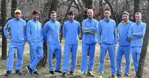 Стало известно, где сборная Украины примет Израиль в рамках Кубка Дэвиса