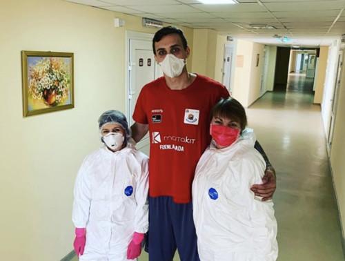 Вячеслав Бобров рассказал, как одолел коронавирус