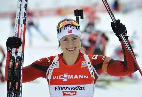 Норвежская биатлонистка Сулемдаль завершила карьеру