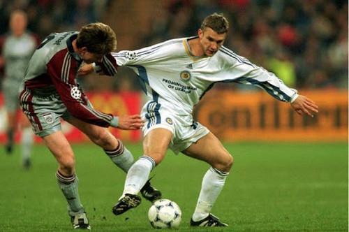ВИДЕО. 21 год назад состоялся легендарный матч Динамо – Бавария