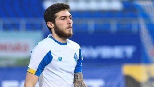 ВИДЕО. Цитаишвили провел онлайн-тренировку для юных игроков Динамо