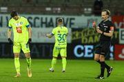 Яремчук стал худшим игроком матча Кортрейк – Гент по версии WhoScored