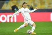 Реал и Модрич согласовали продление контракта