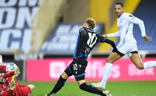 Соперник Динамо в ЛЕ Брюгге выиграл и продолжает уверенно лидировать