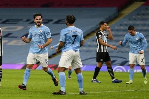 Манчестер Сити – Ньюкасл – 2:0. Видео голов и обзор матча